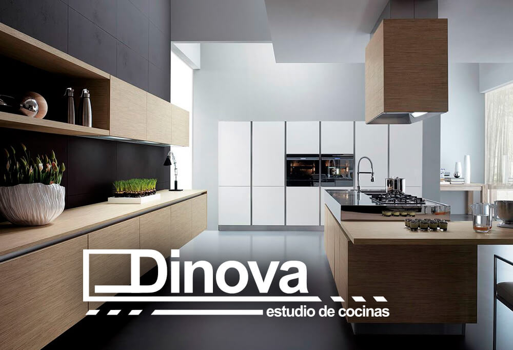 Diseño web Dinova Cocinas | Marketing online - photo#5
