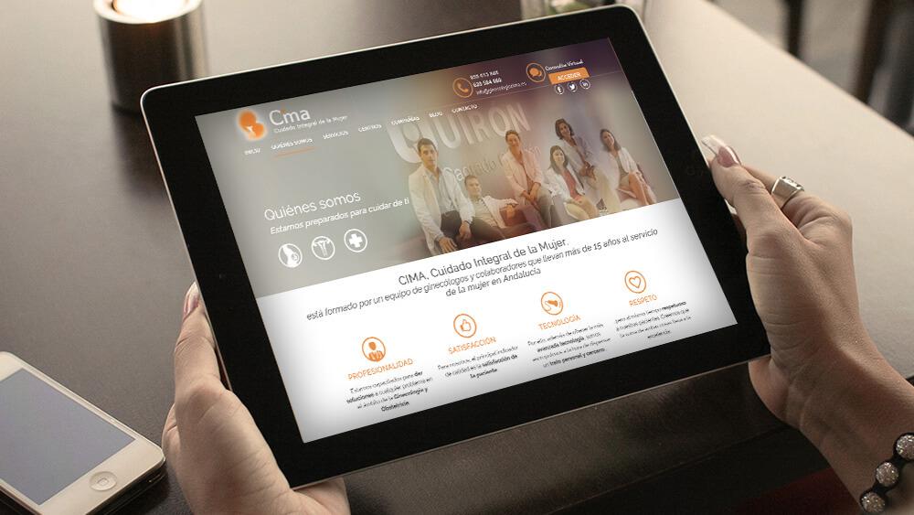 diseño web para mejorar el seo