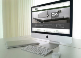 Corbaluc Metal Diseño Web