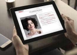 Lourdes Ontiveros Diseño Web