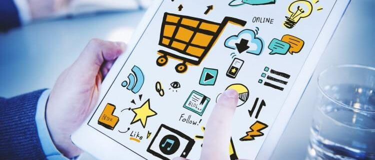 diseño web para tiendas online