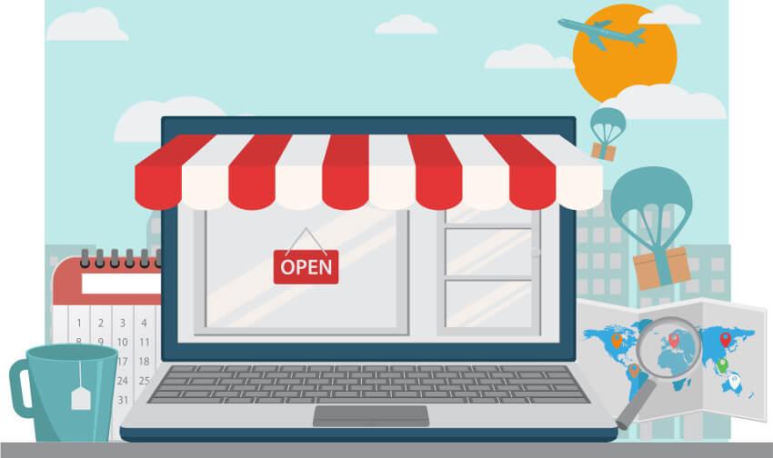 tienda online y redes sociales
