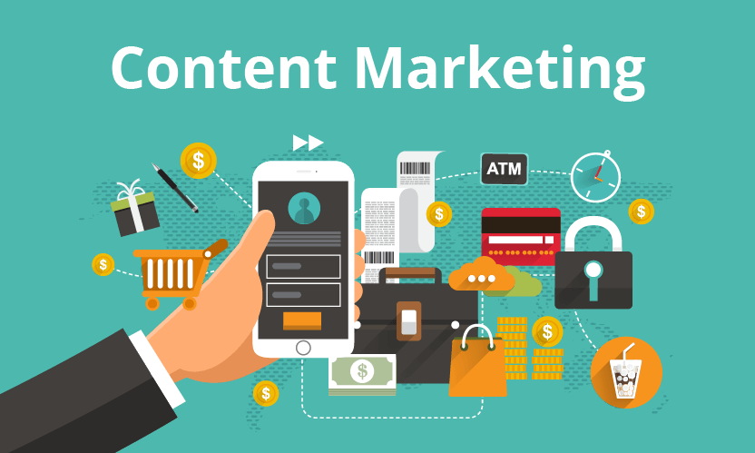 content marketing en 2018