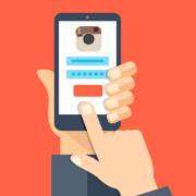 botones de Instagram