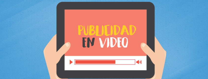 video y publicidad