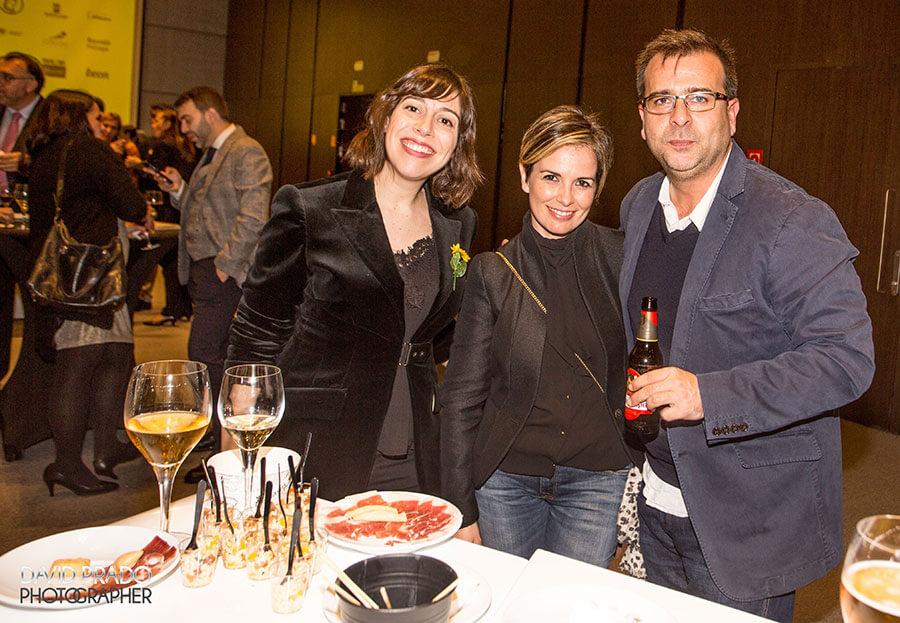 Elio Estudio en Premios Agripina 2018