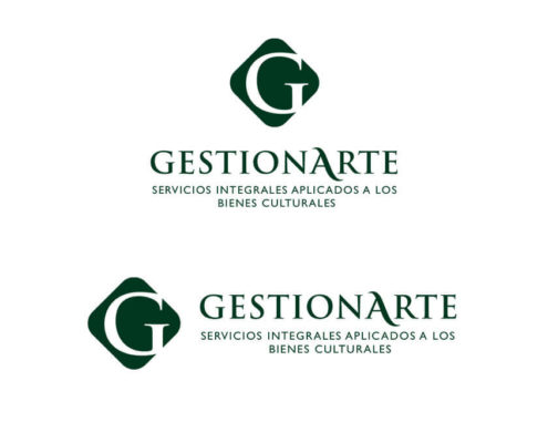 Logotipo Gestionarte
