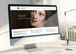 Diseño web para empresa de restauración