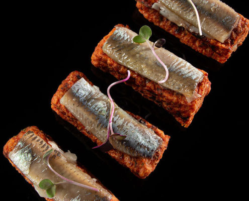 Fotografía gastronómica nueva carta Maria Trifulca