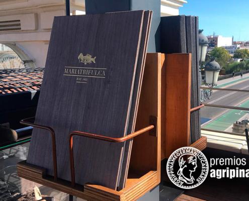 Finalistas Premios Agripina Environg Branding