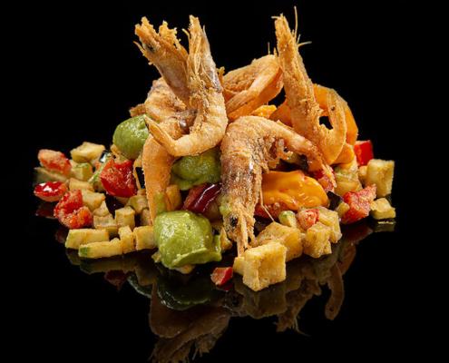 Fotografía Gastronómica para Sasha Restaurante