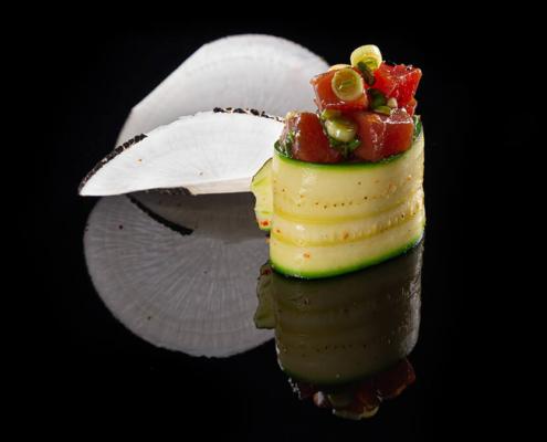Restaurante Argüeso, fotografía gastronómica