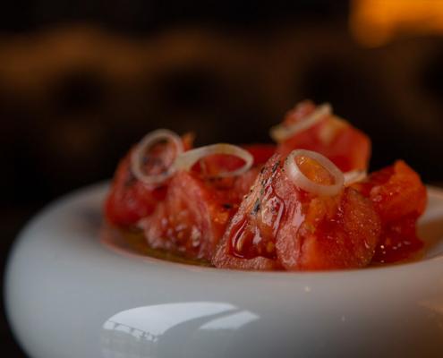 Fotografía gastronómica de La Casa de María restaurante