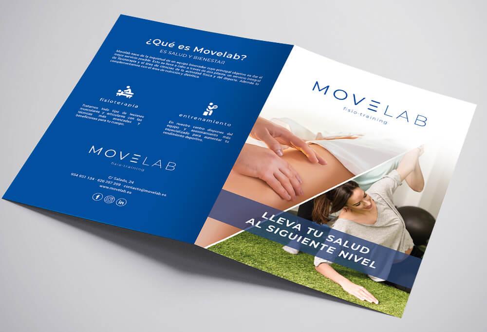 Papelería corporativa Movelab