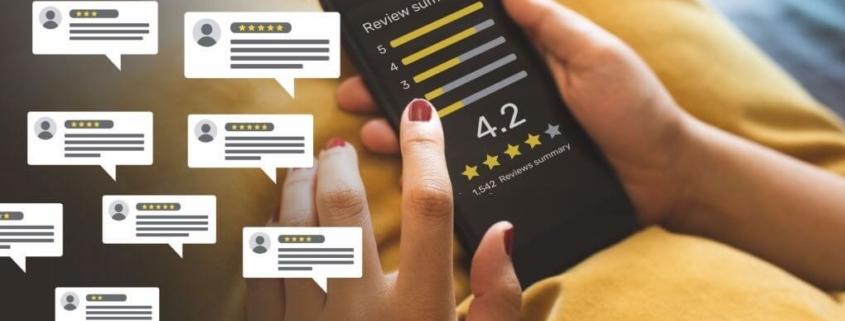 conseguir reseñas de clientes en google